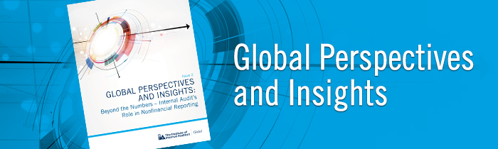 Global Perspectives and Insights
